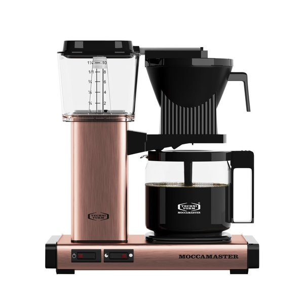 Moccamaster - KBG Select 741 Copper