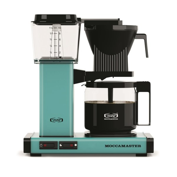 Moccamaster - KBG Select 741 Turquoise