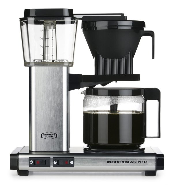 Moccamaster - KBG Select 741 Brushed