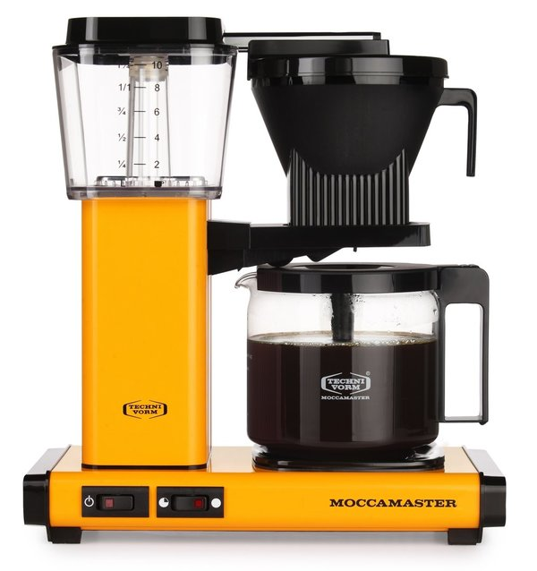 Moccamaster - KBG Select 741 Yellow Pepper